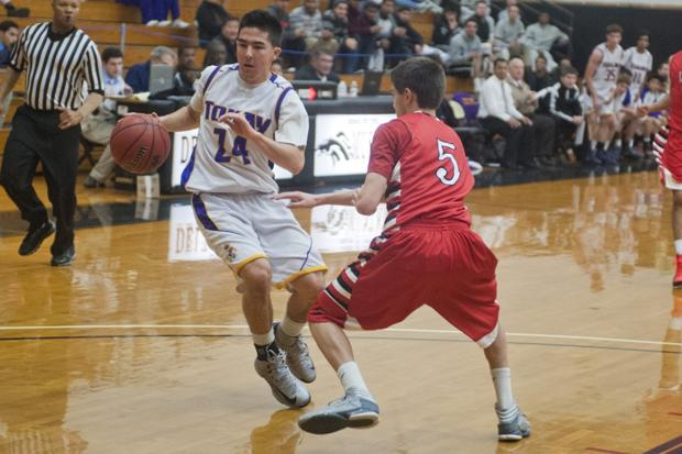 Flames tame Tigers