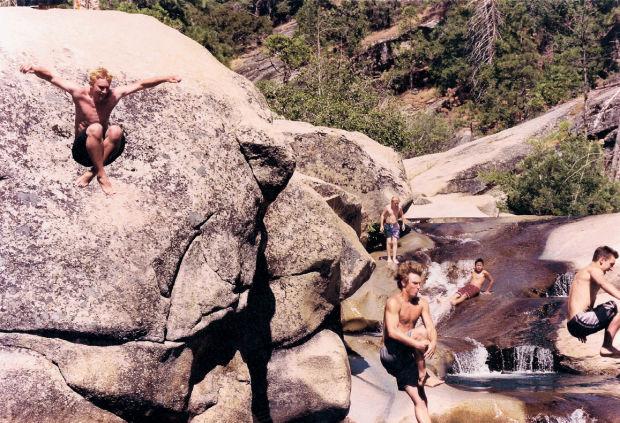 Bring back those memories ... those good ol' summer camp memories