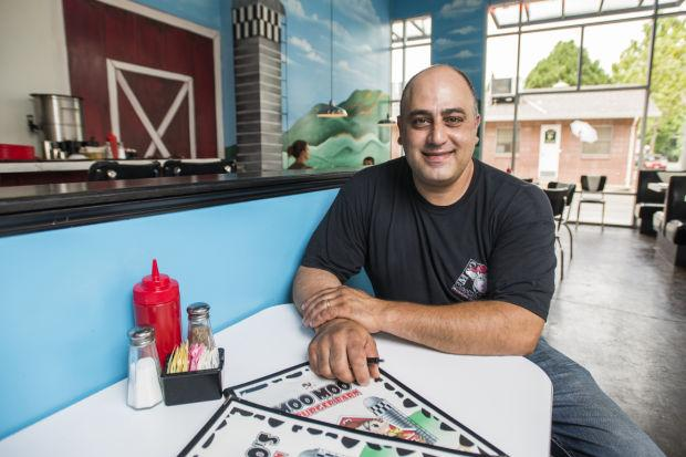 Moo Moo's Burger Barn owner takes pride in crafting the perfect burger