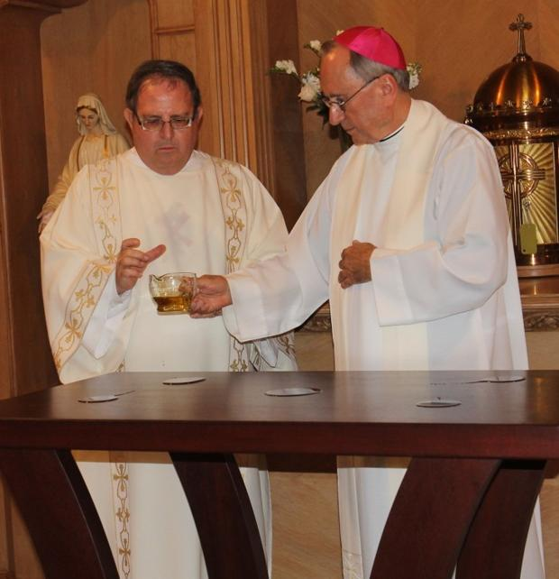 St. Anne's Catholic Church chapel gets much-needed facelift