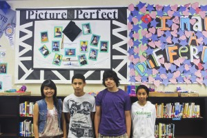 Morada Middle School students look ahead to college, careers
