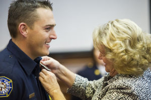 Lodi Fire Department welcomes first recruits in four years