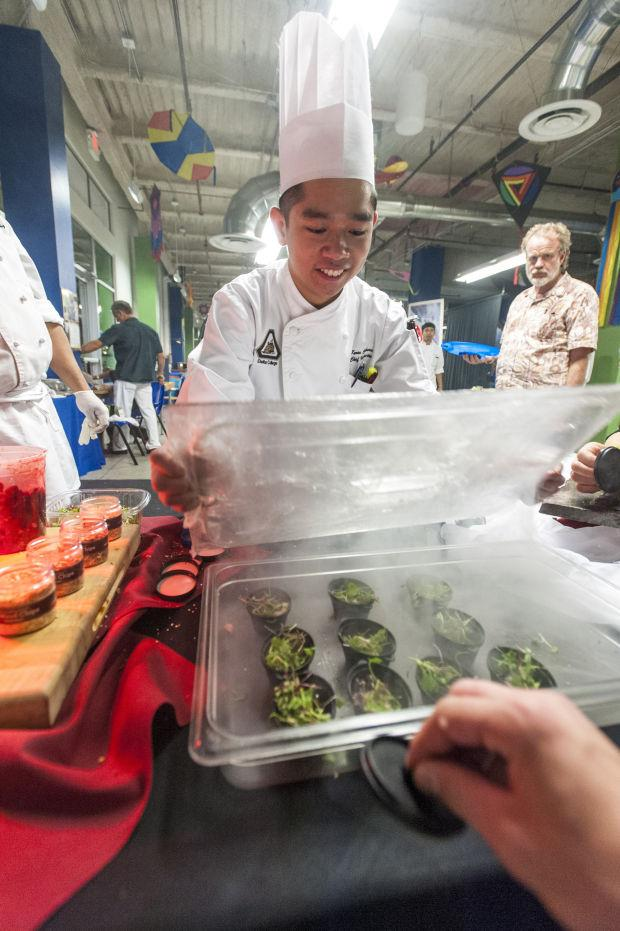 "World of Wonders Science Museum hosts ""Edible Science"" event"