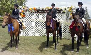 Liberty Oaks Pony Club hosts Claim Jumper Pony club from Valley Springs