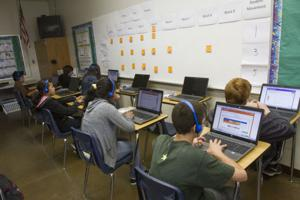 Lodi Unified School District takes novel approach to teaching reading, math: Video games