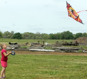 Kite Day at McFarland Ranch