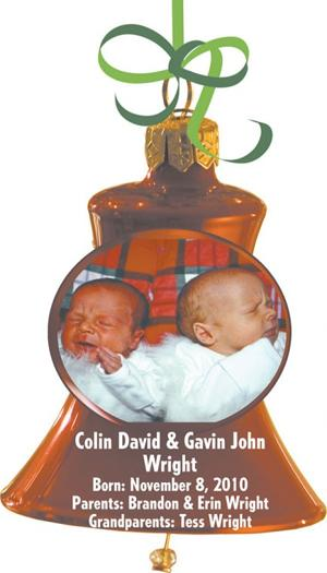 Colin David and Gavin John Wright