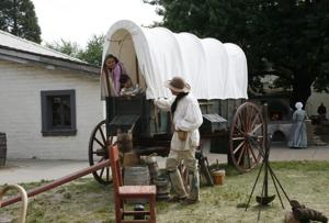 Director gives the scoop on historic Sutter's Fort