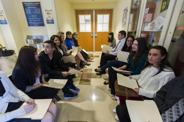 Lodi students get a taste of job hunting
