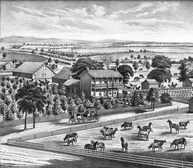 Pioneer town of Elliott flourished — for a short time