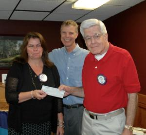 Lodi Sunrise Rotary Club donates $1,200 to Lodi American Legion