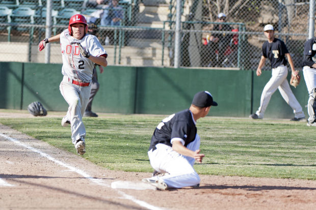 Baseball: Flames too hot to handle in league opener