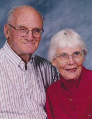Jane and Fred Erickson celebrate 72 years of marriage