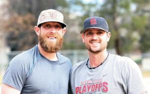 Former Galt High School baseball stars Ryan Mattheus, Justin Souza prepare for upcoming professional seasons