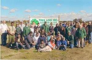 Tree Lodi celebrates its eighth year serving Lodi