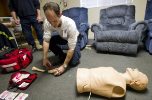 American Medical Response's new tools of the trade could save your life
