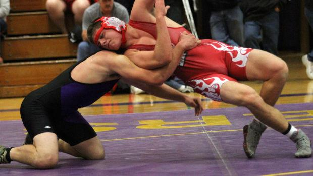 Wrestling: Tigers tame Flames