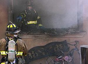 Lodi home destroyed in blaze