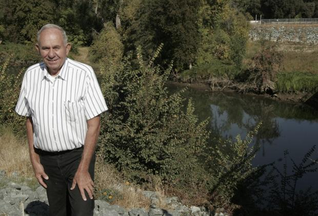 George Barber, who served as a San Joaquin County supervisor for 24 years, dies at 75