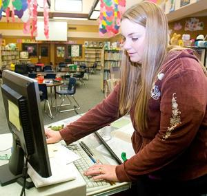 Students, employees plead for local school librarian jobs during tough times