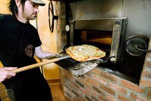 Wood-fired pizza new at the Dancing Fox Winery and Bakery