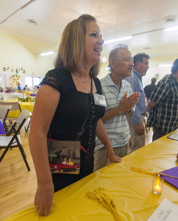 Lodi and Tokay high school's classes of 1973 reunion