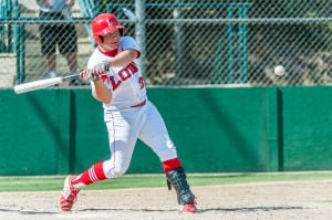 Baseball: Flames pummel Wolf Pack in playoff opener