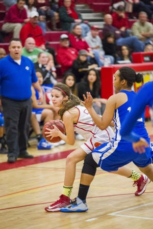 Girls basketball: No fuel for Flames