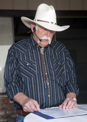 Cowboy poet Gary Adams a modern-day Huck Finn