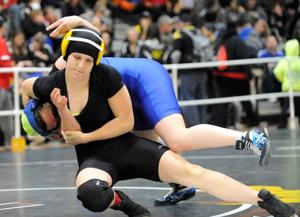 Girls wrestling: Tigers leave unforgettable first impression