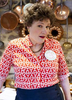 Actress Linda Kenyon brings her one-woman Julia Child show to Hutchins Street Square