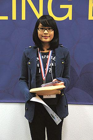 Lodi student Julie Fukunaga spells way to San Joaquin bee championship