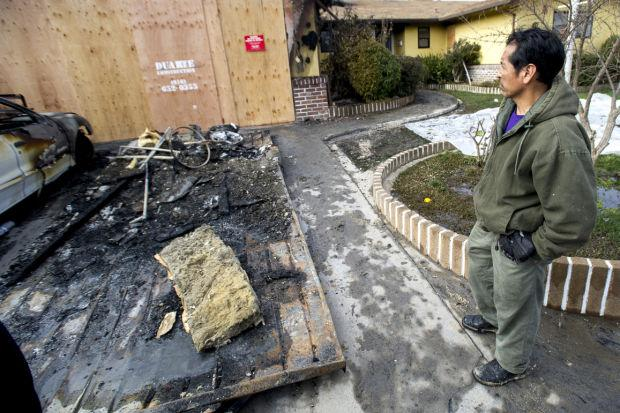 Galt family displaced after massive fire destroys their home