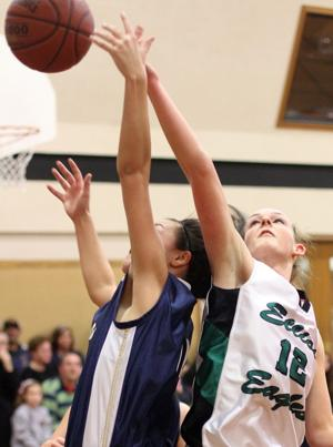 Elliot downs Big Valley in varsity girls basketball