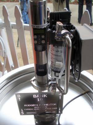 The new Brix meter