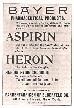 The ancient origins, different forms of heroin