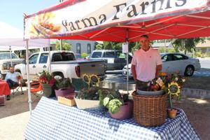 Woodbridge Farmers Market off to slow start this summer