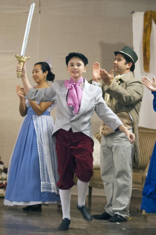 International Ballet Theater Institute presents 'Clara's Dream: The Nutcracker'