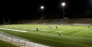 Grape Bowl's new turf is a big winner with public
