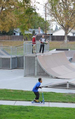 Incidents  at Lodi skate park prompt  discussion