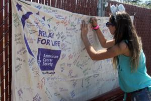 Relay for Life raises awareness of cancer
