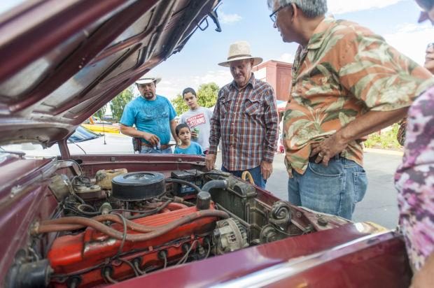 Arbor Nursing Center's Hot Arbor Nights Car Show