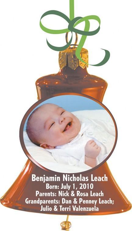 Benjamin Nicholas Leach