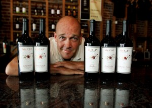 McCay Cellars impresses critics with a passion for excellence