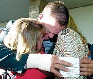 Tecklenburg sentenced to 90 days in jail