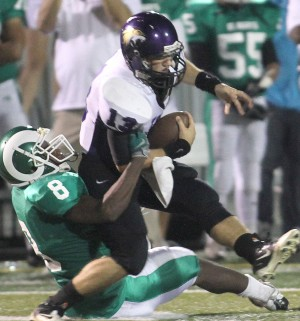Tokay Tigers make Rams stumble, but St. Mary's hangs on
