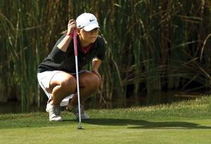Girls golf: Flames' run ends