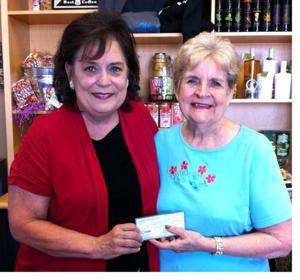 Soroptimists donate to several local non-profits