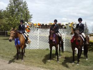 Liberty Oaks Pony Club hosts Claim Jumper Pony Club