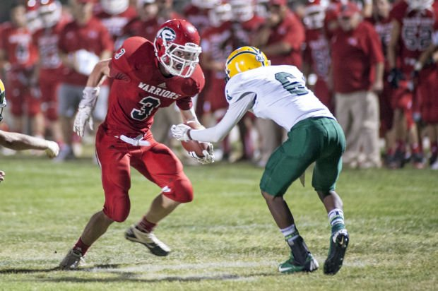 Football: Warriors end losing streak at 21 with win over Cougars